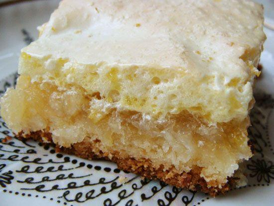 Лимонный пирог рецепт готовим дома