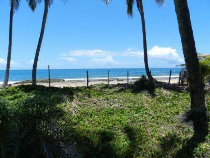 Lotes beira mar á venda em Peninsula de Maraú, Bahia, Brasil.