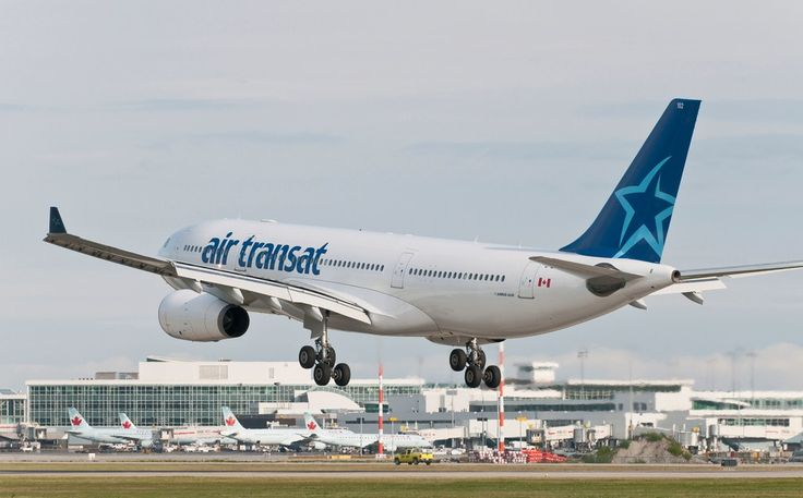 Two Air Transat Pilots Arrested For Being Drunk Before Takeoff