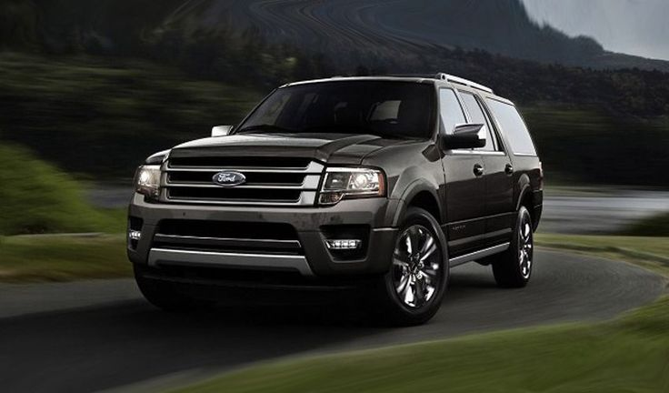 2018 Ford Expedition Redesign and Specs Rumor - Car Rumor