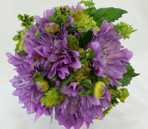 Grow Your Own Wedding Flowers: 17 Best Images About Dahlia Bride Bouquets On Pinterest