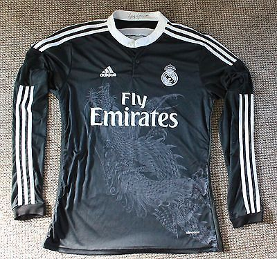 premium selection 607ed 379d1 real madrid 3rd kit long sleeve