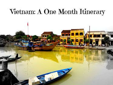Vietnam is a beautiful contrast of a country, and one i fell in love with instantaneously.