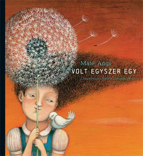 """Sarolta Szulyovszky illustration for """"Once Upon a Time"""", by Angi Máté."""