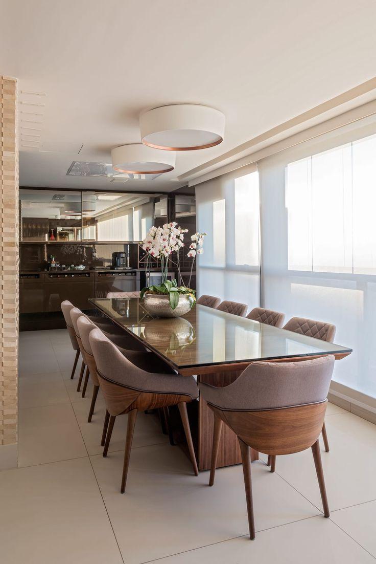Encontre as melhores ideias e inspirações para casa. Apartamento Seis Pistas 2 por Interiores Iara Santos | homify