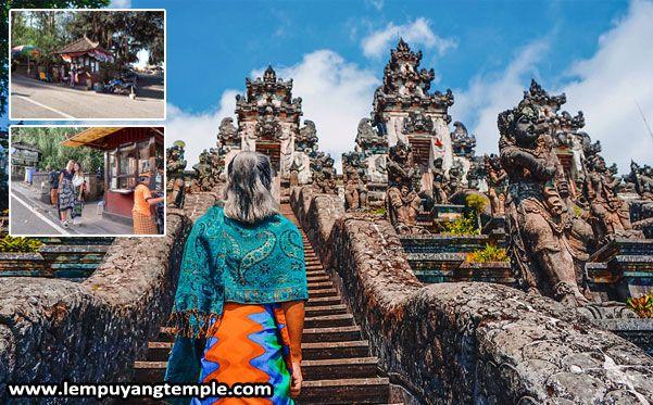 Etiquette And Dress Code When Visiting Lempuyang Temple Lempuyang