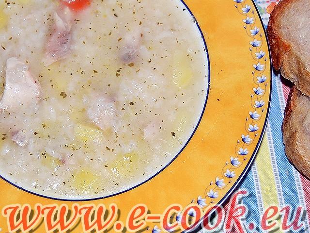 Σούπα κοκκινόψαρο με λαχανικά. | Συνταγές μαγειρικής e-cook.gr