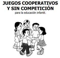 Actividades para Educación Infantil: SEMANA DE LOS JUEGOS 5. Juegos cooperativos