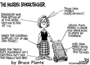 9 best Teacher job desc (salary etc) images on Pinterest