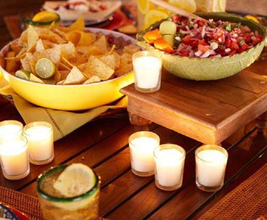 Mojitos & Tacos Party