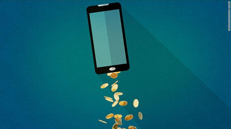 Una aplicación usa la batería de tu celular para determinar si eres apto para un préstamo bancario