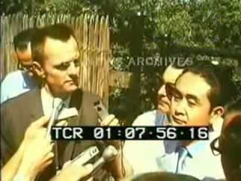 THE CHARLES MANSON MURDERS (UNEDITED NBC-TV FOOTAGE FROM 8/9/69)