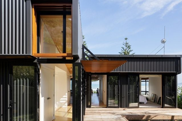 The Offset Shed House