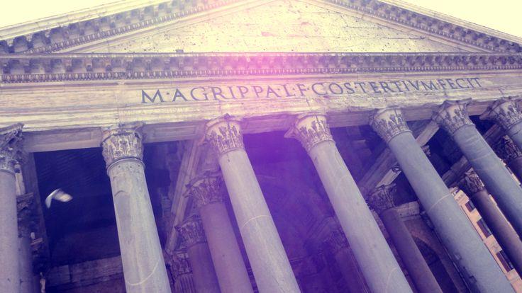 El Panteón - Roma - Italia