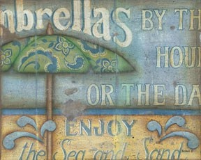 .: Kim Lewis, Umbrella Mania, Umbrella Parasol Parapluie, Beach Party, Umbrella Rental, Beach Bum, Nice Umbrellas