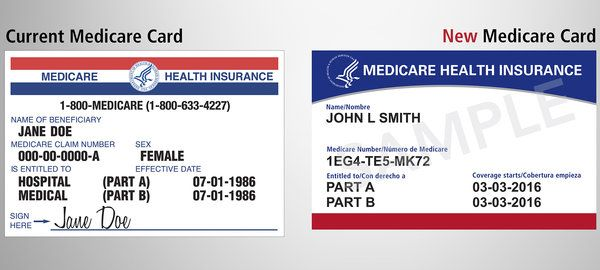 Medicare Is Mailing 60 Million New Cards To Prevent Identity Theft : Shots - Health News : NPR
