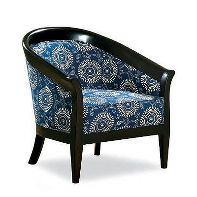 Barrel Chairs - ELLE DECOR  http://www.elledecor.com/design-decorate/barrel-chairs#