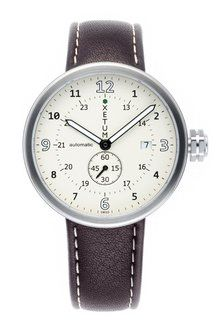 These Swiss movement automatic watches look great. Designed in California d7a6bb0165