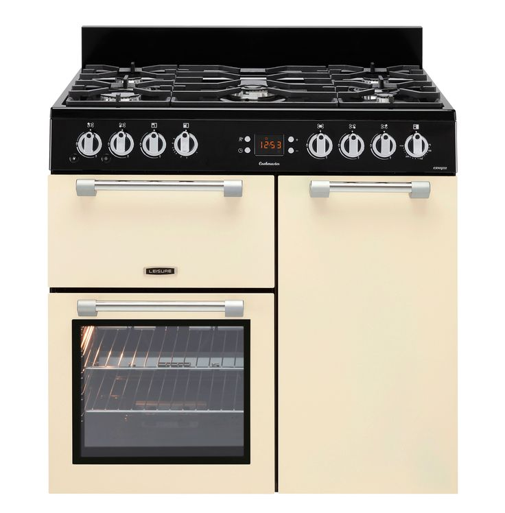 Leisure Gas Range Cooker with Gas Hob, CK90G232C | Departments | DIY at B&Q