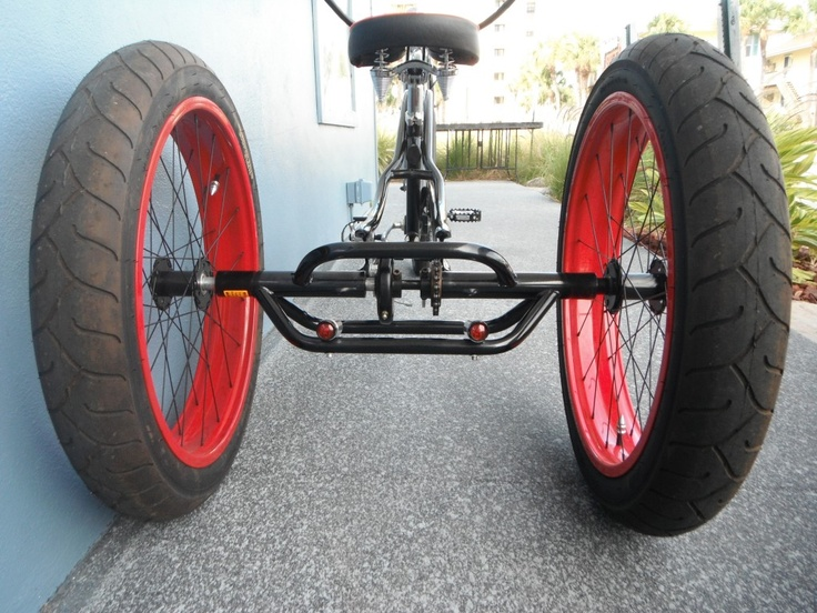 Custom Rat Rod Stretch Cruiser Trike $1200