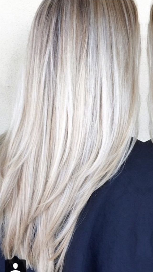 Icy Blonde Summer 2017 Pinterest Icy Blonde And Blondes