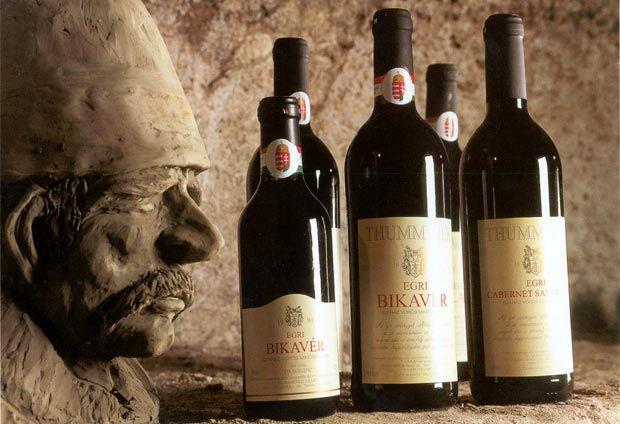 Bull's blood – Eger wine http://www.itshungarian.com/hungarian-culinaria/bulls-blood-eger-wine/
