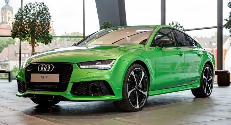 Audi RS7 2016 » Los Mejores Autos