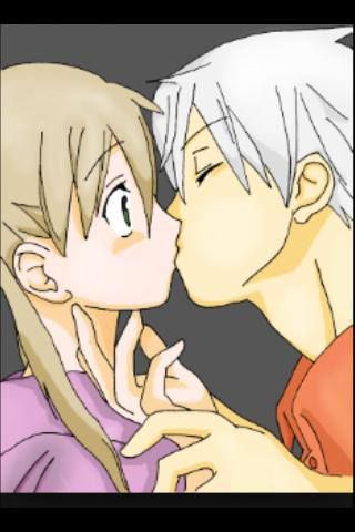 Who wouldn't want them together i wish they said they loved each other not only in the comics but in the show but you know there is actually 5 seasons of soul eater