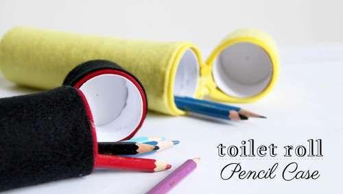 trousse rouleau de papier toilettes
