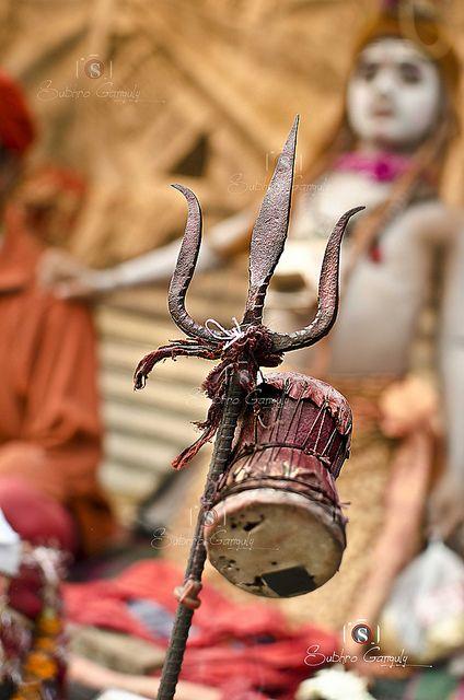 Shiva Trident