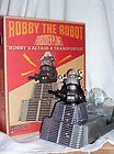 robby the robot altair 4 forbidden planet lost in space