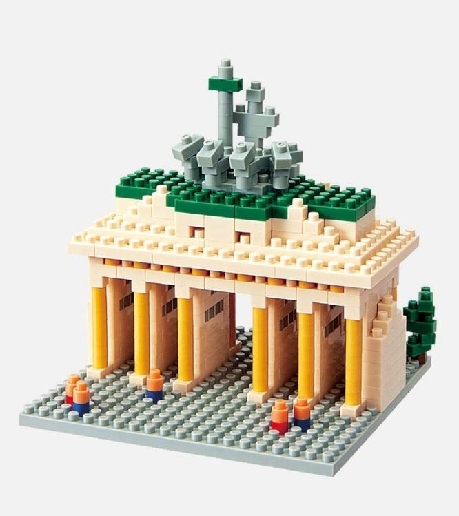 nanoblock empire state building instructions