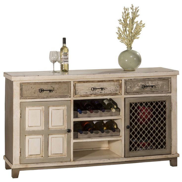 Inspirational Wine Bar Console Table