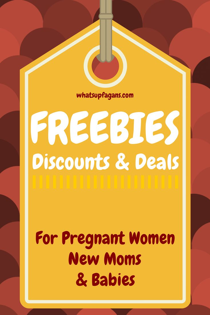 pregnancy freebies and samples
