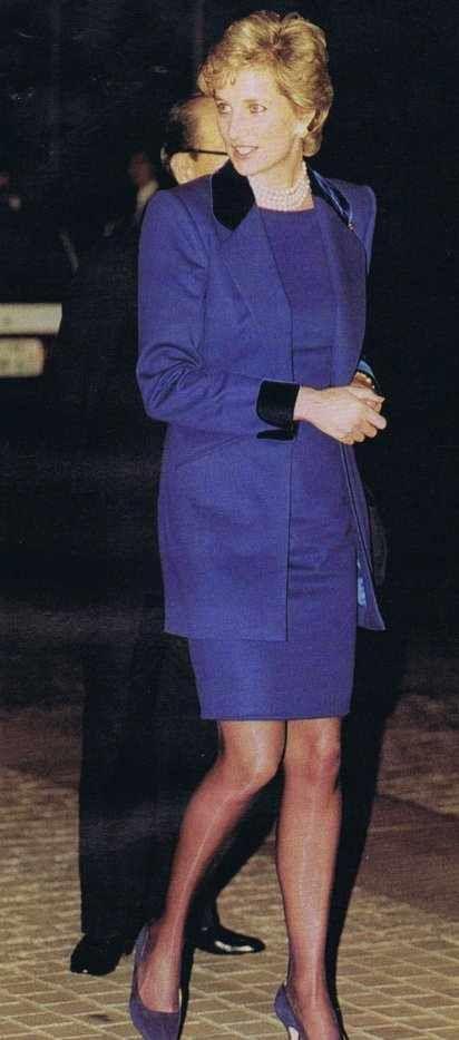 Princess Diana 1995