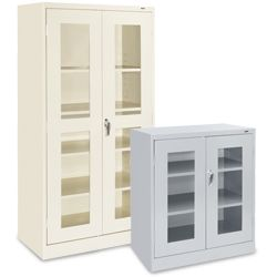 Superior Clear View Cabinets In Stock   ULINE