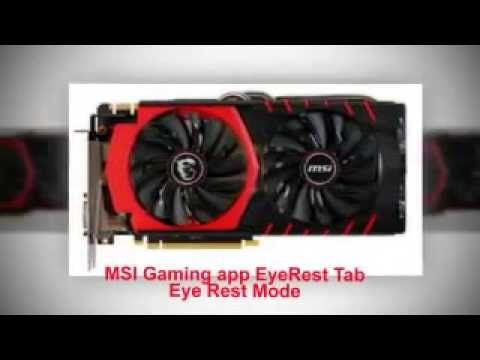 MSI Graphics Cards GTX 980 GAMING 4G