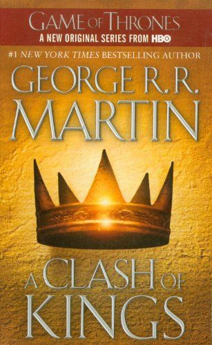A Clash of Kings: A Song of Ice and Fire, Book 2, 2016 Amazon Top Rated Audible Audiobooks  #Book
