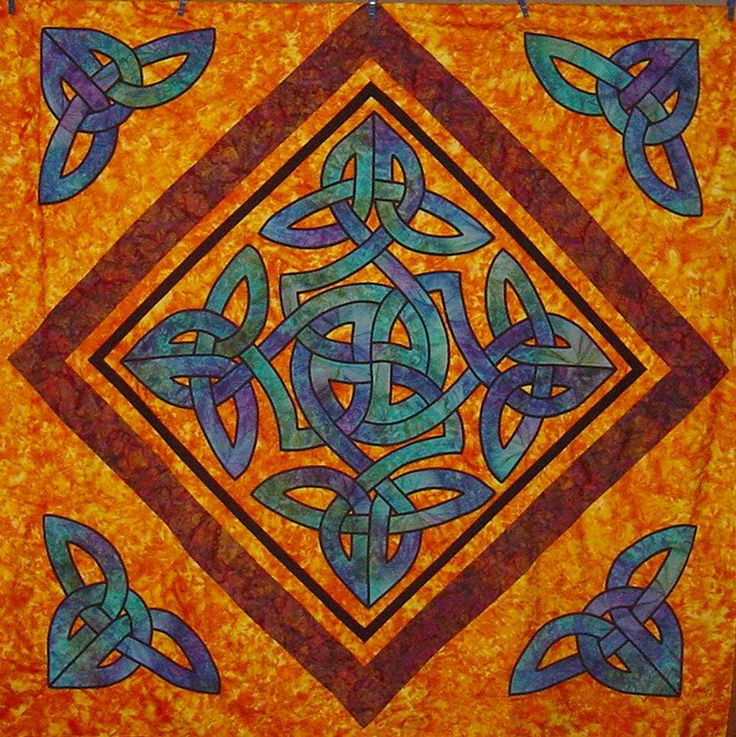 17 Best ideas about Celtic Quilt on Pinterest Irish knot, Celtic club and Hand quilting designs