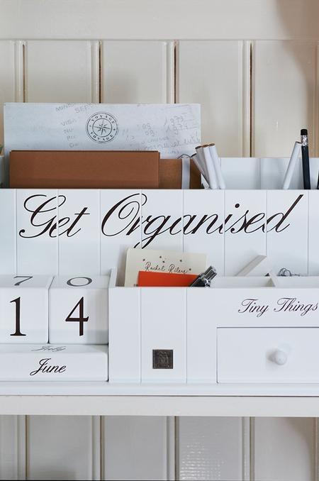 rivi ra maison desk organiser om gemakkelijk alles op te ruimen maar ook weer terug te vinden. Black Bedroom Furniture Sets. Home Design Ideas