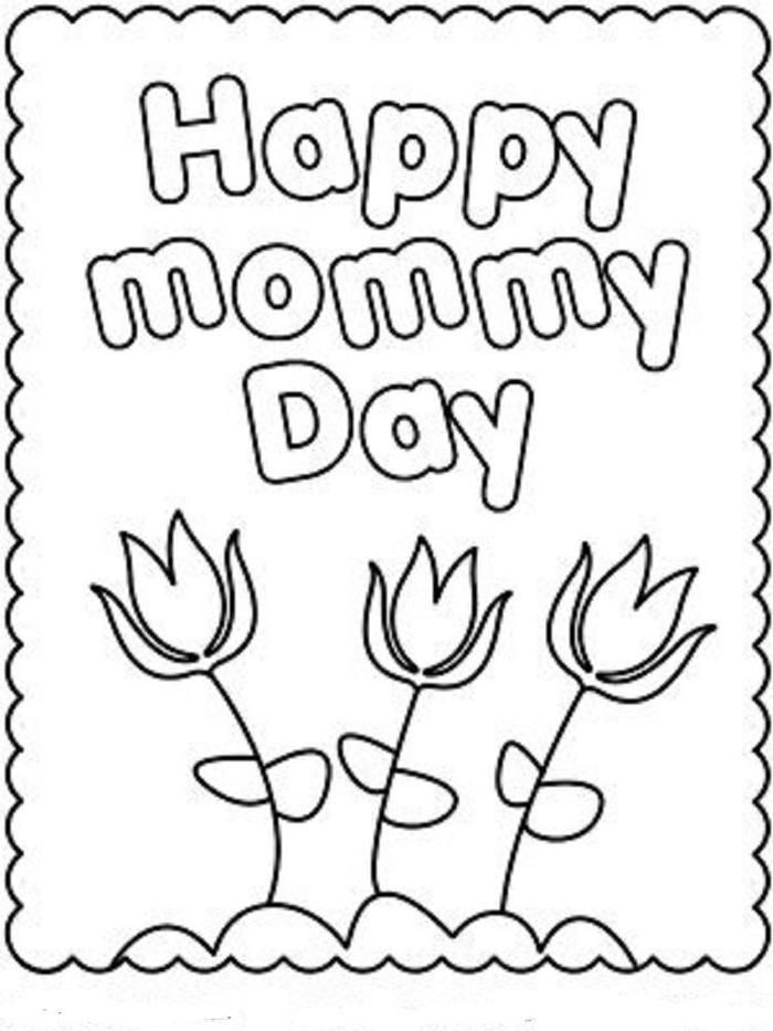 Read Morekindergarten Coloring Pages Mothers Day Mothers Day