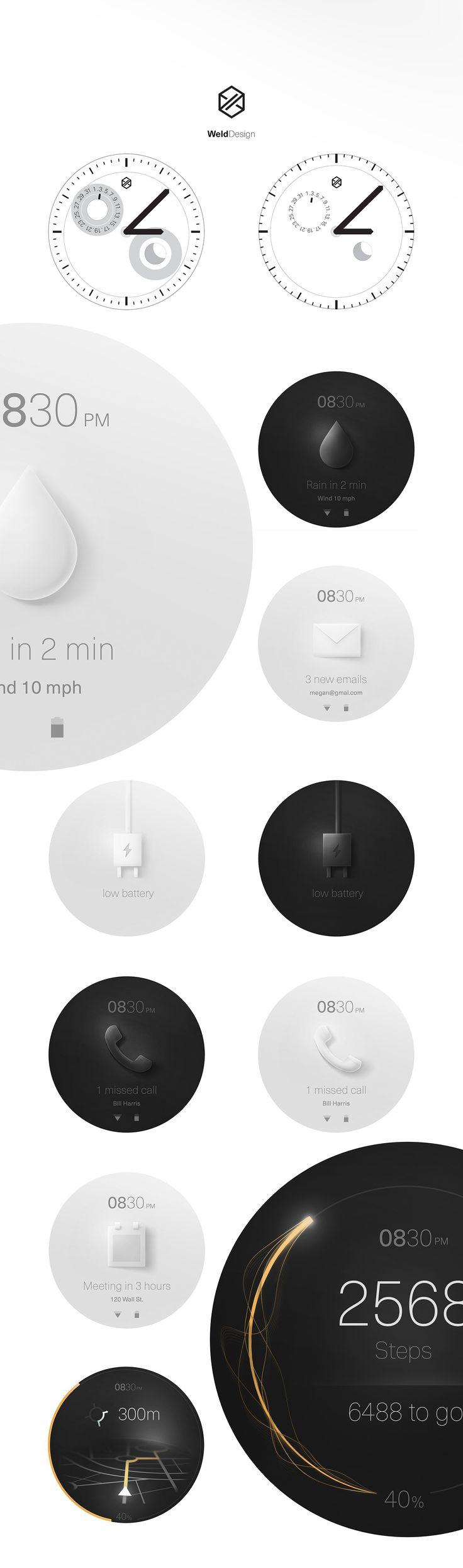 UI 디자인 - 부드럽게 입체감을 준 효과가 어플을 구성했을 때 단조로운 느낌을 주지 않는것 같다.