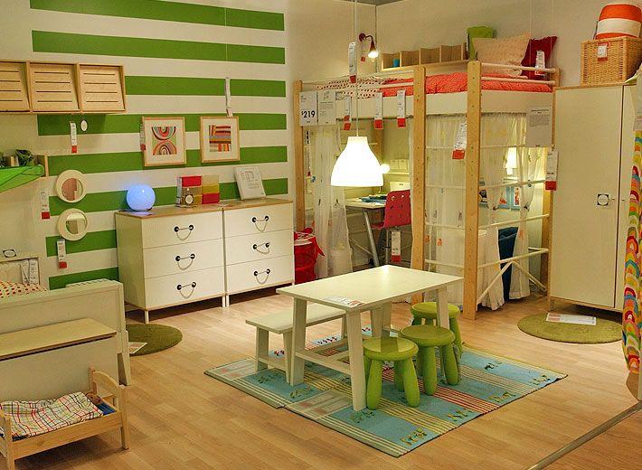 1000 ideas about ikea kids room on pinterest ikea kids kids rooms and kura bed - Ikea small spaces bedroom plan ...