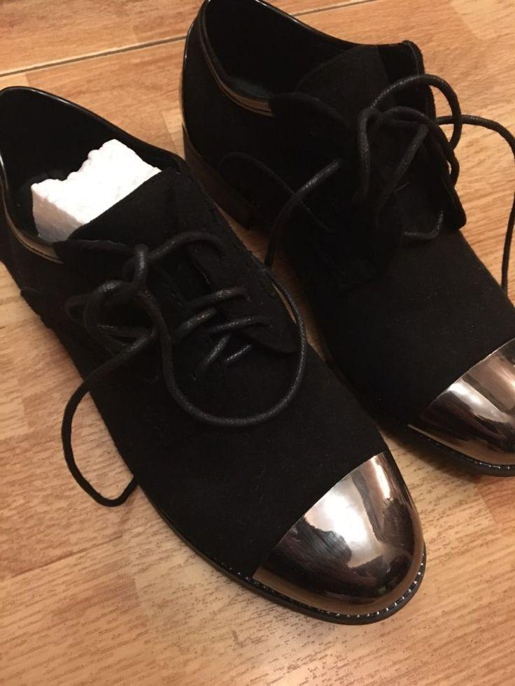 Marca sapatos Oxford para as mulheres Outono Das Mulheres Oxfords de Salto Baixo Sapatos de Couro Camurça Zapato Flats Lace-up sapatos Baixos Sapatos de Glitter Loja Online | aliexpress móvel