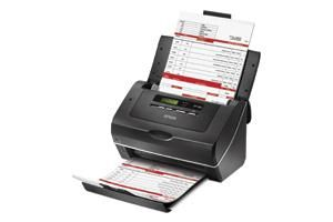 This scanner offers businesses a powerful document scanning solution for businesses, with speeds up to 40 ppm/80 ipm and a duty cycle up to 1800 sheets. More Details