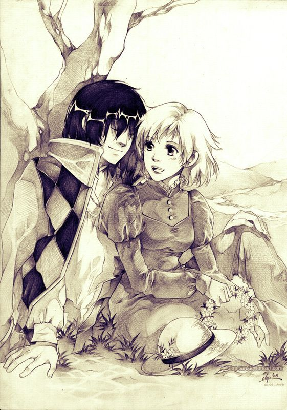 howl and sophie relationship trust