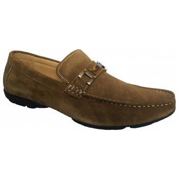 This moccasin slip on shoe with a front trim has been expertly designed & crafted for comfort without compromising on style. An integrated flex system sees the forepart of the shoe able to bend through 180 degrees, so your foot is free to bend & flex naturally, with support but not restriction. https://www.marshallshoes.co.uk/mens-c1/steptronic-mens-duke-taupe-suede-slip-on-shoes-p1829