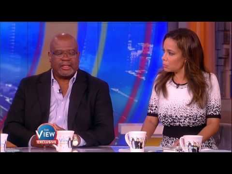 Christopher Darden Says O.J. Confessed to Murder During Trial | The View - YouTube