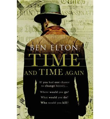 Time and Time Again by Ben Elton It's the 1st of June 1914 and Hugh Stanton, ex-soldier and celebrated adventurer is quite literally the loneliest man on earth. No one he has ever known or loved has been born yet. Perhaps now they never will be.  #contemporary #fiction #book #ben #elton