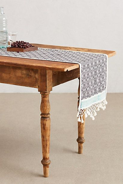Table Runner - Anthropologie